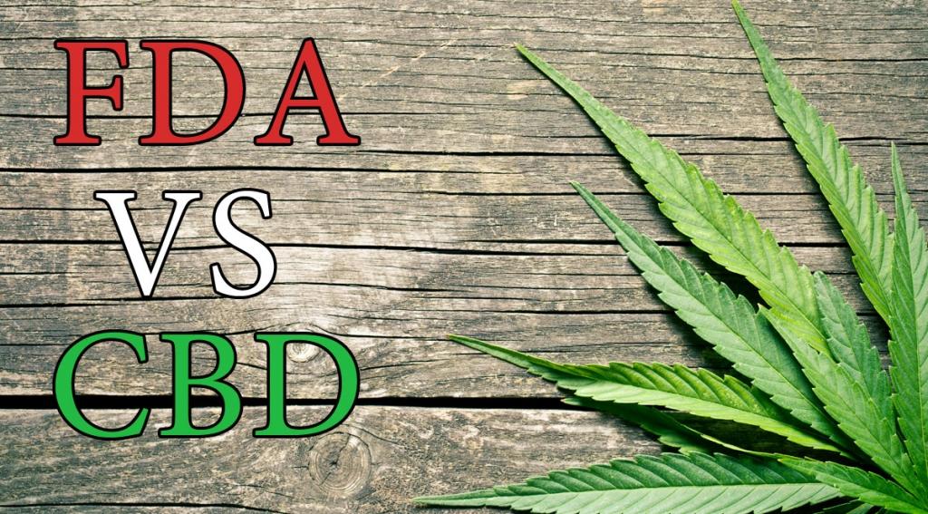 FDA vs CBD