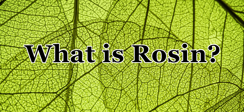 Rosin, The Medical Marijuana Concentrate